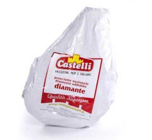 PROSCIUTTO DIAMANTE DEI CASTELLI ROMANI ADDOBBO S/V